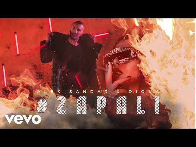 Alek Sandar, Diona - ZAPALI (Official Video)