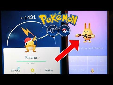 ELEKID EPIC OEUF 10KM POKEMON GO ! - Pokémon GO FR #70 Eclosion Oeuf 10KM 5KM 2KM