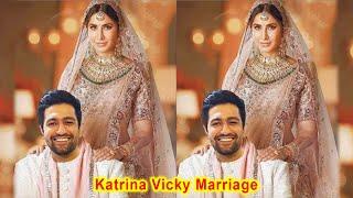 OMG!!! Katrina Kaif and Vicky Kaushal Marriage Latest News and Date Confirmed