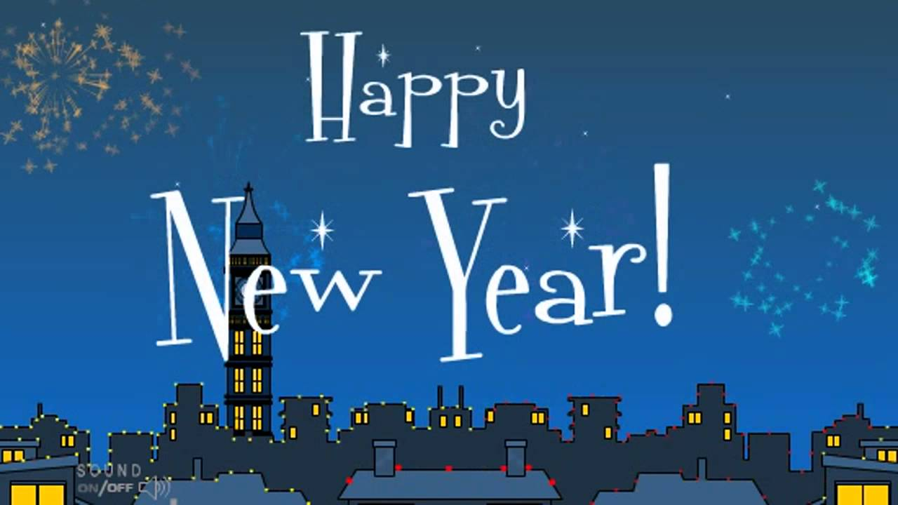 happy new year 2018 wishes sweetheart ecards greetings card video whatsapp 07 04 youtube