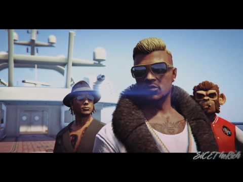 GTA5 ONLINE: UGLY GOD - I BEAT MY MEAT (OFFICIAL MUSIC VIDEO)