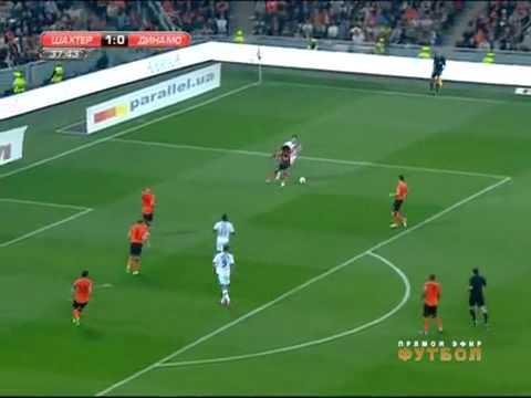Шахтер — Динамо Киев 3 1 Обзор матча