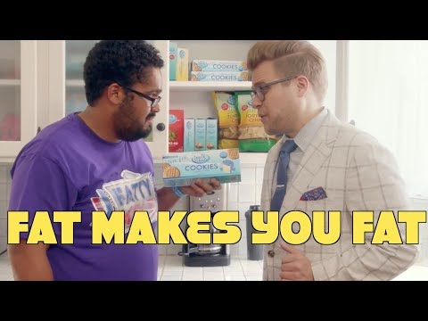CollegeHumor's FAT IS GOOD Video Debunked: Bro Science!