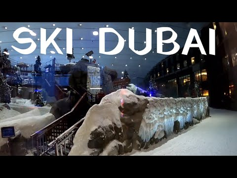 Ski Dubai Snowpark, Ski Resort @ #MALL_OF_THE_EMIRATES