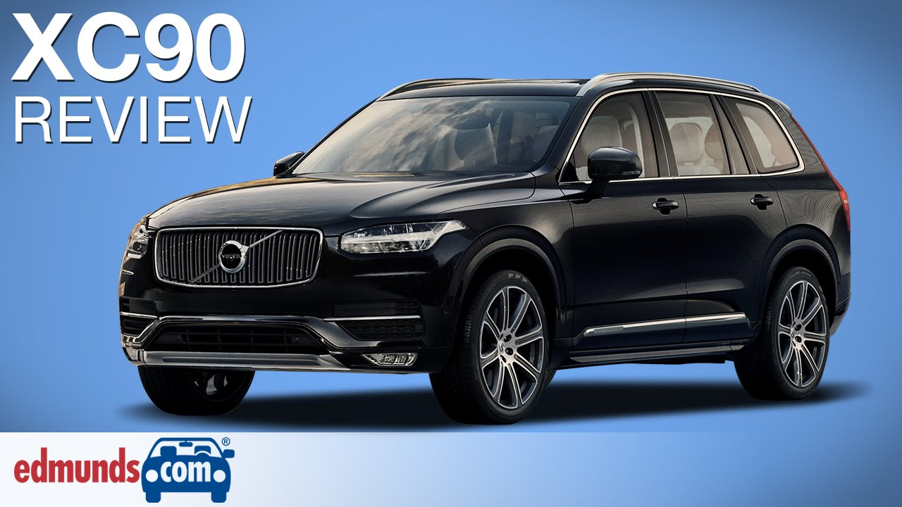 Volvo xc90 edmunds review