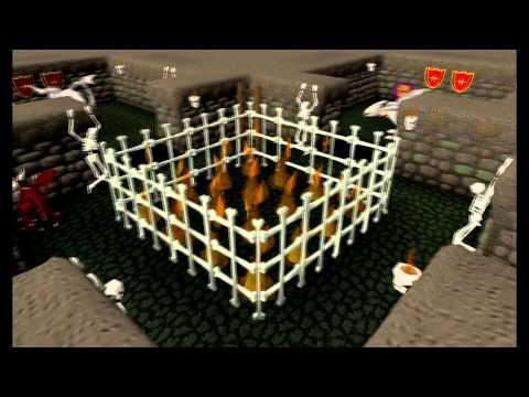 Runescape - Dan's 150m House Renovation Tour Video