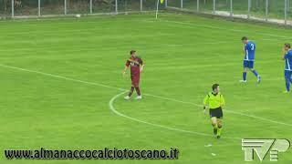 Eccellenza Girone B Zenith Audax-Badesse 1-0