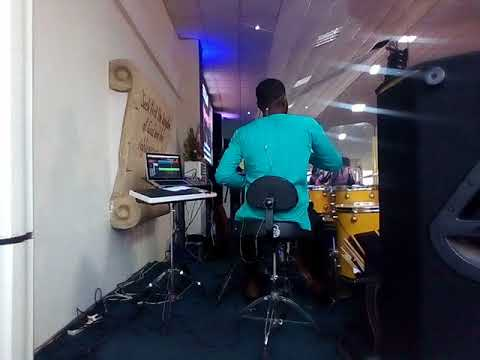 He Did It Again By Sinach Drum Cover