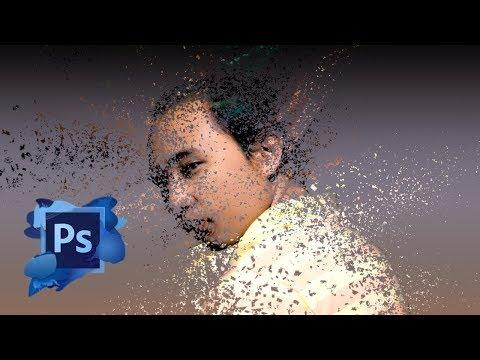Dispersion Effect: Photoshop Tutorial (2019) thumbnail