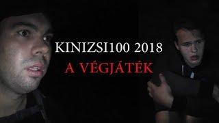 Kinizsi100 2018 - A végjáték