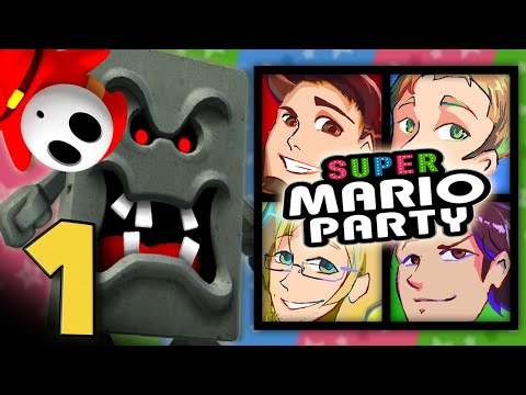 """Super Mario Party: """"The Power of Friendship"""" - EPISODE 1 - Friends Without Benefits"""