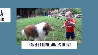 Home Movies to DVD with Legacy Media