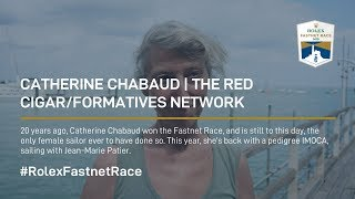 Catherine Chabaud | The Red Cigar/Formatives Network, IMOCA