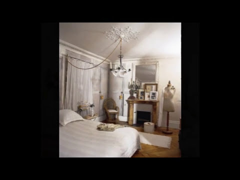 Decoracion de dormitorios estilos shabby chic cottage - Decoracion estilo shabby chic ...