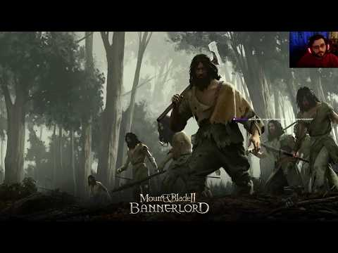 Mount & Blade II: Bannerlord - Part 2 - Bandit Lairs And Cities!