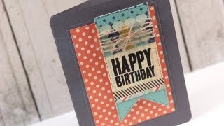 Friday Focus - Birthday Card #4