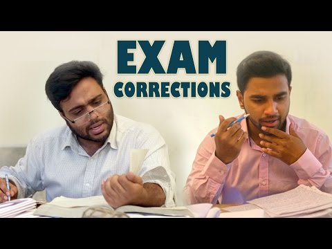 Exam Corrections | Hyderabadi Comedy | Kantri Guyz