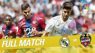 Full Match Real Madrid vs Levante UD LaLiga 2017/2018