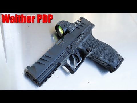 Walther PDP 1000 Round Review: Almost Perfect