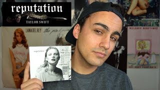 Baixar UNBOXING: Taylor Swift - Reputation (CD) |  JJ