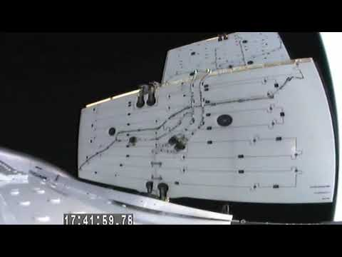 SpaceX CRS-19: Solar