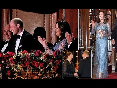 Kate Middleton news: Photos of Kate and William at Royal Variety Performance