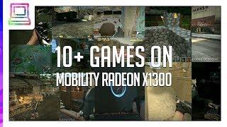 10 Video Games Running On ATI Radeon X1050 (2020)