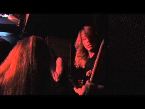 Wulture - Fadeaway (live in Vilnius, Metro Rock Battle I)