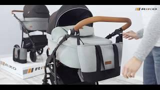 Видео обзор коляски RIKO BASIC (Рико Бейсик) PANDAKIDS.COM.UA