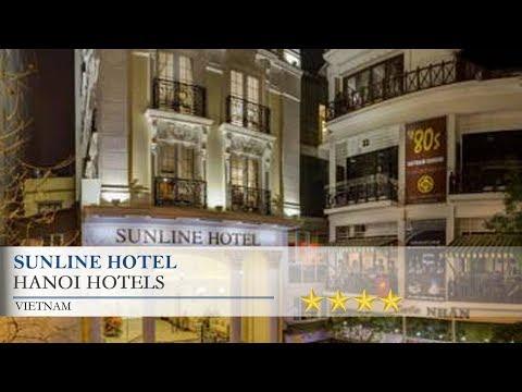 Sunline Hotel - Hanoi Hotels, Vietnam