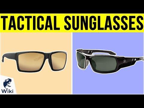 10 Best Tactical Sunglasses 2019