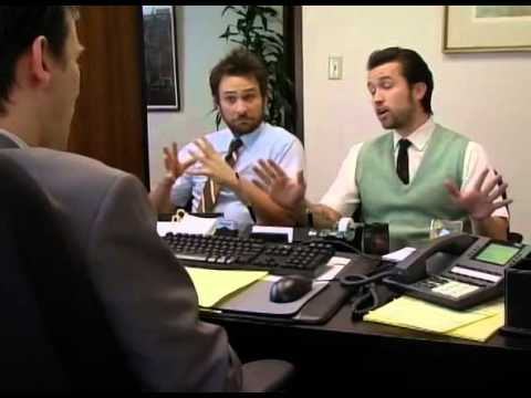 mac and charlie interview scene youtube