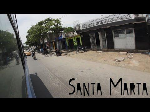 Santa Marta - Colombia Tour 2016