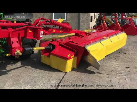 Pottinger Novacat 305