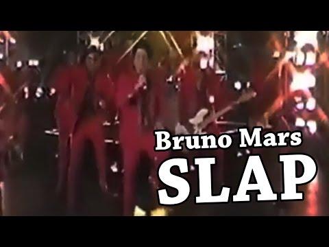 bruno mars dick slap video