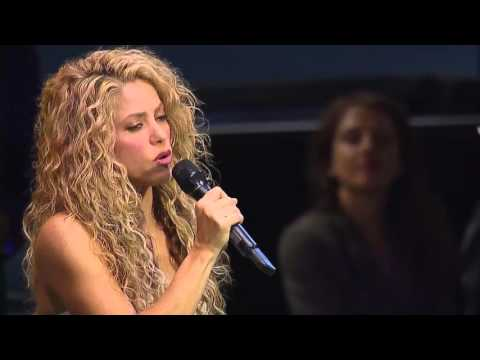 Shakira Imagine  for Alan Kurdish UN's General Assembly 2015