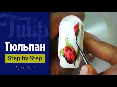 Дизайн ногтей от лилии нигматуллиной