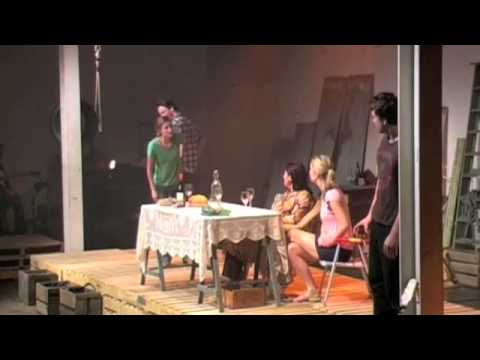 The Roast Scene from Once We Lived Here