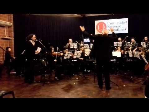 La memoria, de H. Velázquez - Sinfonietta Sinefulcro Dir. Edgardo Palotta