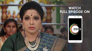 Muddha Mandaram - Spoiler Alert - 27 May 2019 - Watch Full Episode BEFORE TV On ZEE5 - Episode 1403