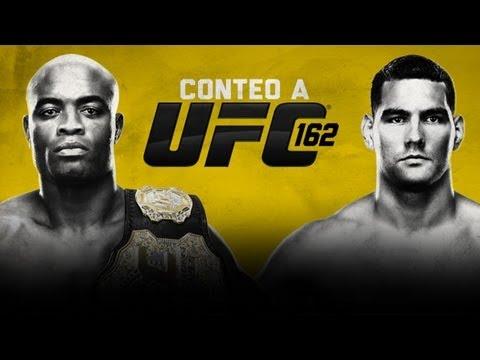 Conteo Regresivo a UFC 162: Silva vs. Weidman