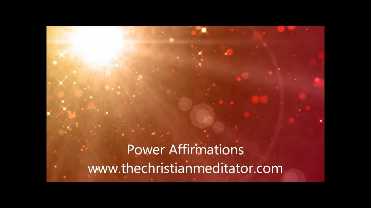 Positive Power Affirmations for Your Workout