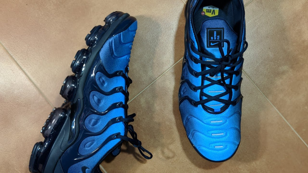 e557c25b43 Nike Air Vapormax Plus Review and On Feet!!! - YouTube