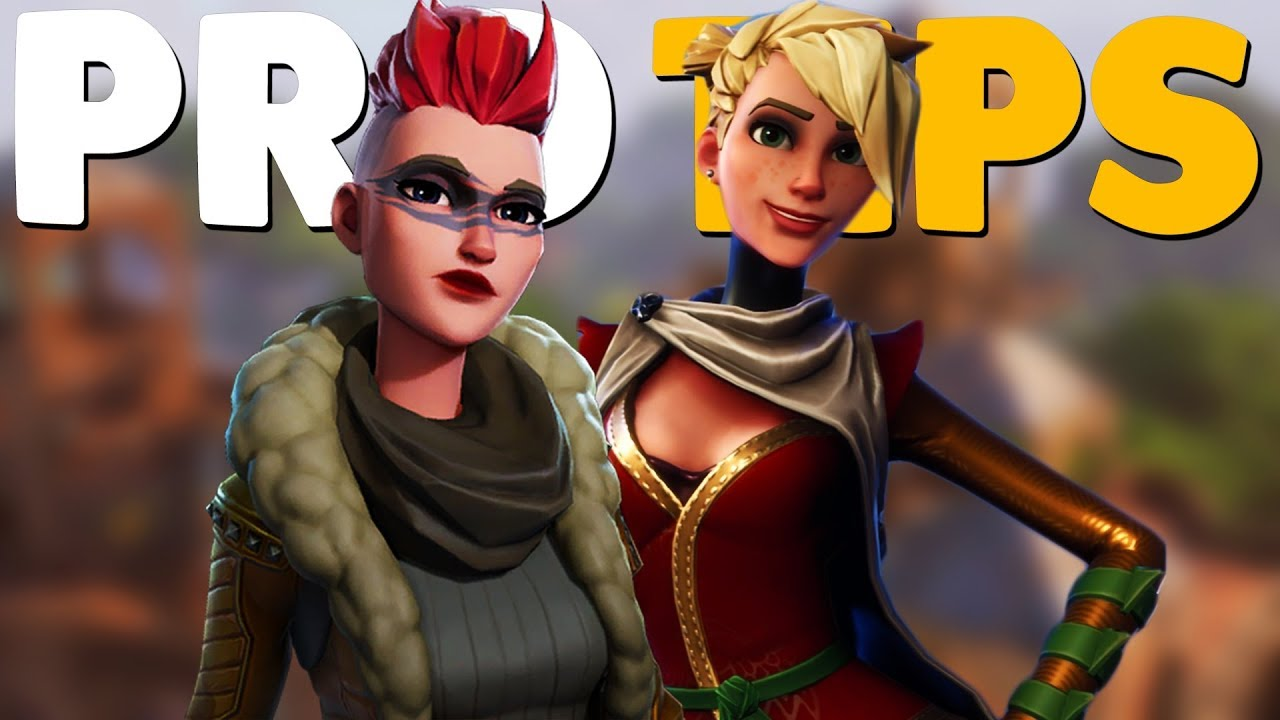 10 pro tips to help you win in fortnite battle royale - pro tips for fortnite pc