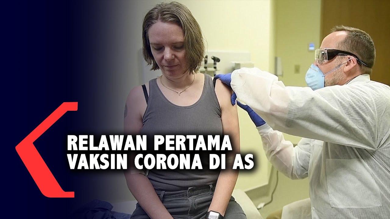 Ini Orang Pertama yang Jadi Relawan Uji Coba Vaksin Corona