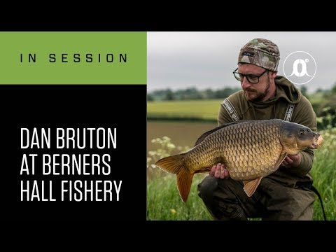 CARPologyTV - In Session With Dan Bruton At Berners Hall Fishery