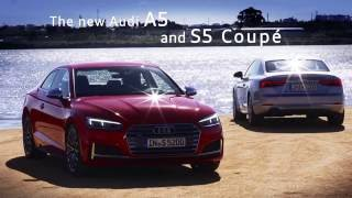 Новый Audi A5 Coupé
