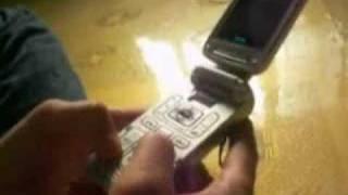 캐논 핸드폰 연주