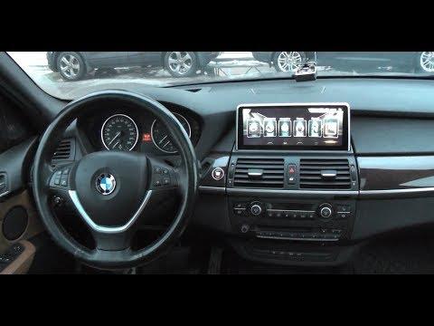 Устанавливаем Android (NBT Style) на BMW X5 E70 (M57) #3