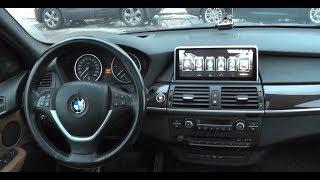 Установил Android на BMW X5 E70